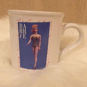 BARBIE!!!! Vintage Mug 1991 Applause